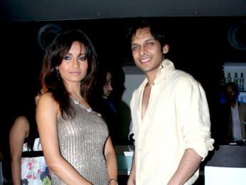 Photo Of Bhavna Pani,Akshay Kapoor From Bhavna Pani's birthday bash at Puro lounge