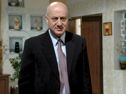 Movie Still From The Film Admissions Open,Anupam Kher