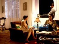 Movie Still From The Film Fox Featuring Sunny Deol,Arjun Rampal,Sagarika Ghatge