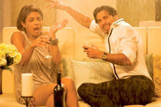 Movie Still From The Film Pyaar Impossible Featuring Priyanka Chopra,Dino Morea