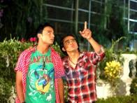 Movie Still From The Film Pyaar Kaa Fundaa Featuring Yugbodh Garewal,Kashi Tiwari
