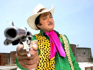 Movie Still From The Film Quickgunmurugun Featuring Rambha