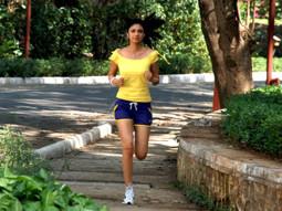 Movie Still From The Film Vroom,Nina Sarkar