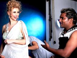 Photo Of Claudia Ciesla,Vishal Saxena From The Sherlyn Chopra and Claudia Ciesla's photo shoot by photographer Vishal Saxena