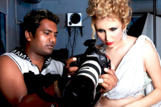 Photo Of Vishal Saxena,Claudia Ciesla From The Sherlyn Chopra and Claudia Ciesla's photo shoot by photographer Vishal Saxena