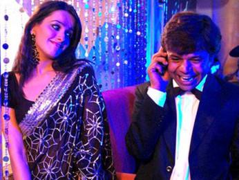 Movie Still From The Film Benny and Babloo,Natassha,Rajpal Yadav