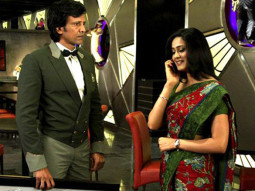 Movie Still From The Film Benny and Babloo,Kay Kay Menon,Shweta Tiwari