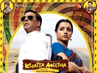 First Look Of The Movie Khatta Meetha