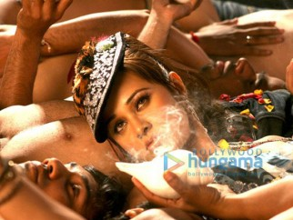 Movie Still From The Film Agyaat Featuring Priyanaka Kothari