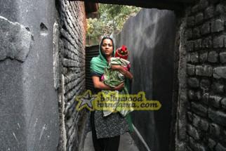 Movie Still From The Film Firaaq Featuring Shahana Goswami