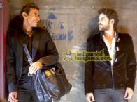 Movie Still From The Film Aa Dekhe Zara Featuring Rahul Dev,Neil Nitin Mukesh