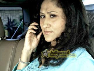 Movie Still From The Film Barah Aana Featuring Jayati Bhatia