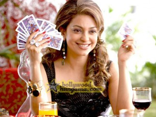 Movie Still From The Film Luck By Chance Featuring Juhi Chawla