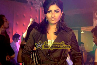 Movie Still From The Film 99 Featuring Soha Ali Khan