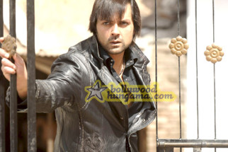 Movie Still From The Film Ek The Power Of One Featuring Bobby Deol