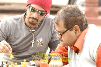 Movie Still From The Film Ek The Power Of One Featuring Nana Patekar