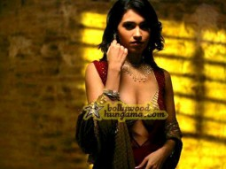 Movie Still From The Film Dev D Featuring Mahi Gill