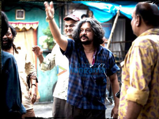 Movie Still From The Film Kaminey Featuring Amol Gupte
