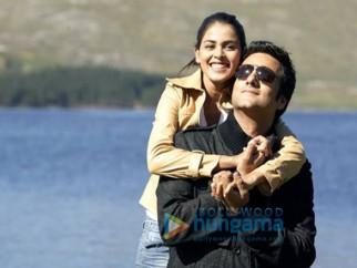 Movie Still From The Film Life Partner Featuring Fardeen Khan,Genelia D'souza