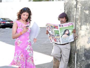 Movie Still From The Film Kis Hudh Tak,Shital Shah