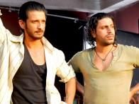 Movie Still From The Film Allah Ke Banday,Sharman Joshi,Faruk Kabir