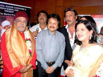 Photo Of Deepak Balraj Vij,Pankaj Udhas,Jackie Shroff From The Premiere of Maalik Ek