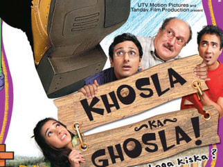 First Look Of The Movie Khosla Ka Ghosla