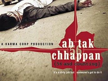 First Look Of The Movie Ab Tak Chhappan
