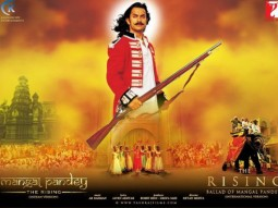 First Look Of The Movie Mangal Pandey - The Rising