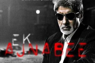 First Look Of The Movie Ek Ajnabee