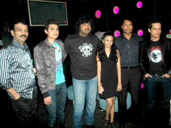 Photo Of Wilson Louis,Swini Khara,Aditya Srivastav From The Film bash of 'Kaalo'