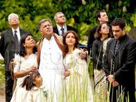 Movie Still From The Film Life Goes On,Soha Ali Khan,Girish Karnad