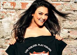 Preity Zinta to star in Jai Ramji; will play a gangster in the film