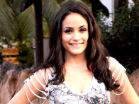 Photo Of Caterina Lopez From The Cast of Bhindi Baazaar Inc spotted at Water Kingdom
