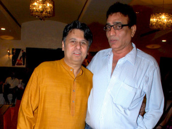 Photo Of Ketan Desai,Vinod Chhabra From The Audio release of 'My Husband's Wife'