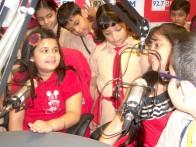 Photo Of Saloni Daini,Ishita Panchal From The Saloni Daini and Ishita Panchal observed World Population Day at BIG 92.7 FM