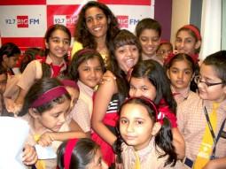 Photo Of Ishita Panchal,Saloni Daini From The Saloni Daini and Ishita Panchal observed World Population Day at BIG 92.7 FM