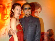 Photo Of Beatrice Ordeix,Gulshan Grover From The Promotional event of 'I Am Kalam' film