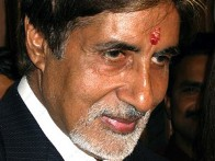 Photo Of Amitabh Bachchan From The Premiere Of 'Aetbaar'