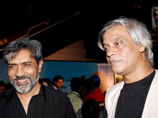 Photo Of Prakash Jha,Sudhir Mishra From The Premiere Of Dil Jo Bhi Kahey