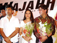 Photo Of Gracy Singh,Anand Raj Anand From The Audio Launch Of Wajahh
