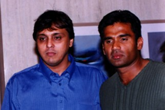 Photo Of Suniel Shetty From The Audio Release Of Aaghaaz