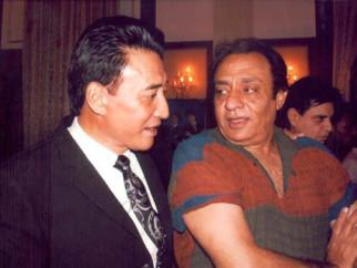 Photo Of Danny Denzongpa,Ranjit From The Audio Release Of Dil Jo Bhi Kahey