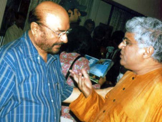 Photo Of Govind Nihalani,Javed Akhtar From The Audio Release Of Dil Jo Bhi Kahey