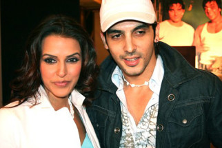 Photo Of Neha Dhupia,Zayed Khan From The Audio Release Of Fight Club