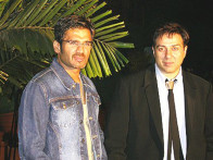 Photo Of Suniel Shetty,Sunny Deol From The Audio Release Of Lakeer