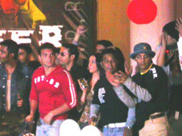 Photo Of Suniel Shetty,Sohail Khan,Nauheed Cyrusi,Ahmed Khan From The Audio Release Of Lakeer