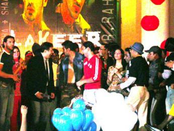 Photo Of John Abraham,Sunny Deol,Suniel Shetty,Sohail Khan From The Audio Release Of Lakeer