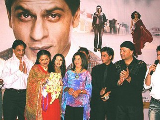 Photo Of Bindu From The Audio Release Of Main Hoon Na