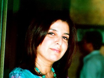 Photo Of Farah Khan From The Audio Release Of Main Hoon Na